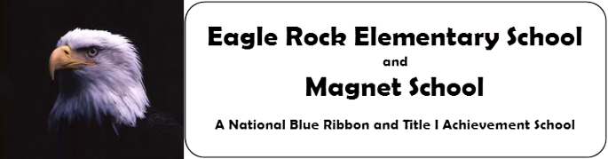 Eagle Rock Elementary and Magnet Center  Logo